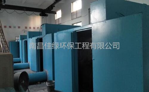赣州水务集团水泵隔声罩工程