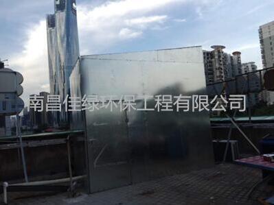 空調熱泵機組噪聲治理工程